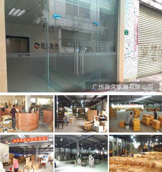 Guangzhou Liangjiu Furniture Co., Ltd.