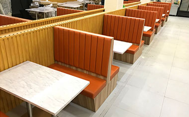 Malaysia Chinese Restaurant Furniture Project