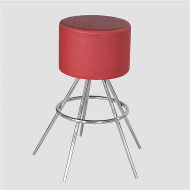 Fast food restaurant bar stool