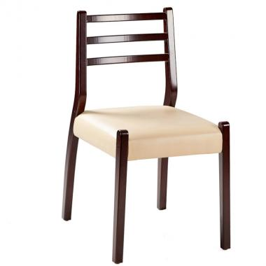 High-end solid wood dining chair